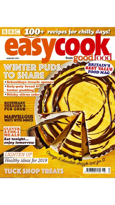 Bbc Easy Cook Magazine review screenshots