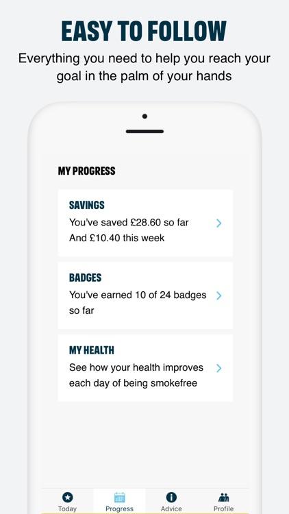 NHS Smokefree screenshot-3