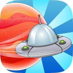 Ícone do app Air Wings Intergalactic