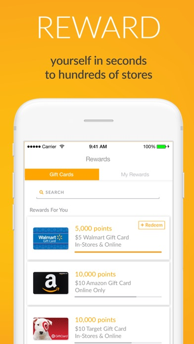 Screenshot for Fetch Rewards: Grocery Savings in United States App Store