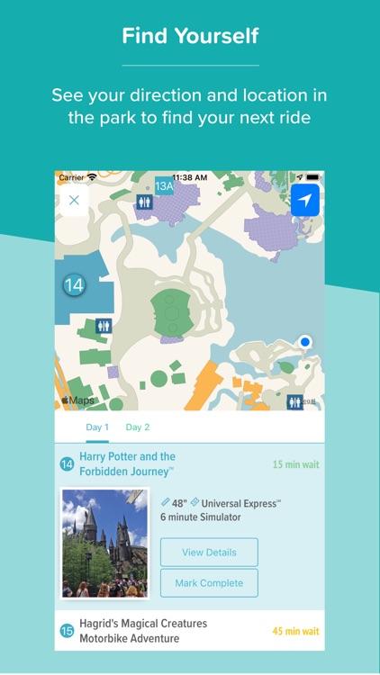 Orlando Theme Park Plans screenshot-5