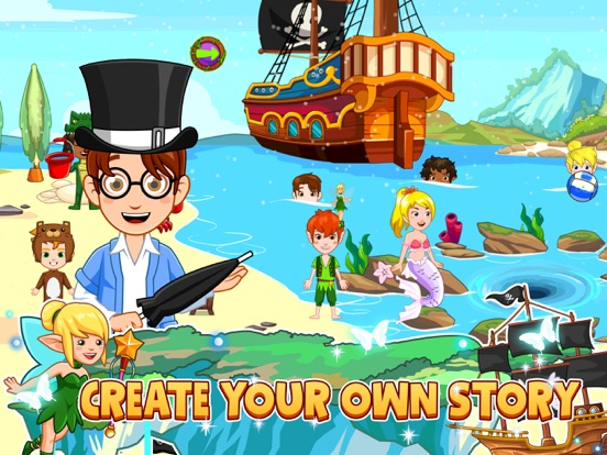 Wonderland : Peter Pan screenshot 7