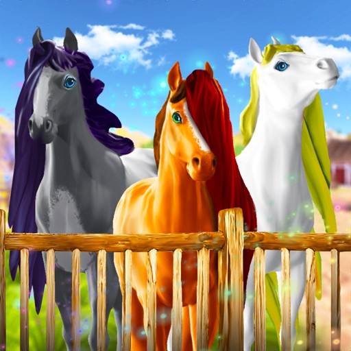 Farm of Herds: Horse Family
