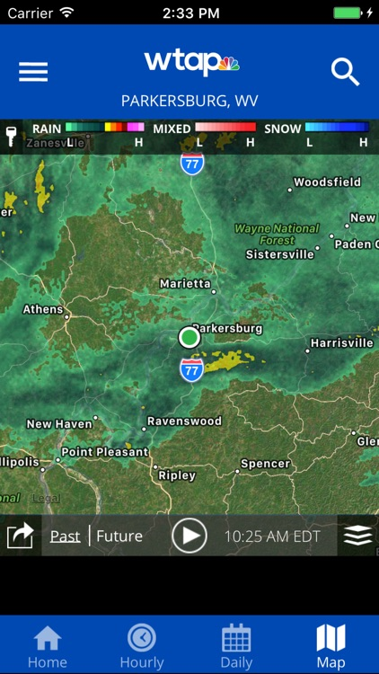 WTAP Weather screenshot-3
