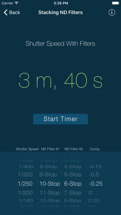 LExp - Long Exposure Calcs screenshot-3