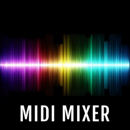 MidiMixer for AUM Auv3 Plugin