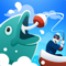 App Icon for Hooked Inc: Fisher Tycoon App in United States IOS App Store