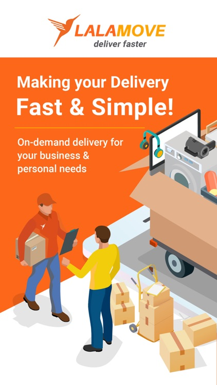 Lalamove India - Delivery App