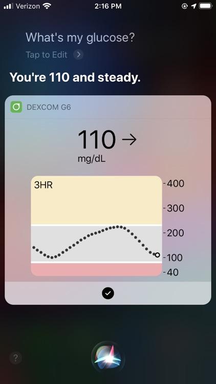 Dexcom G6 screenshot-7