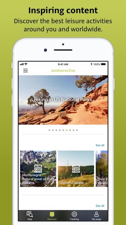 Outdooractive: Hiking & Biking screenshot-6