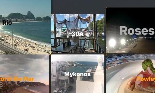 Beach CAMS TV