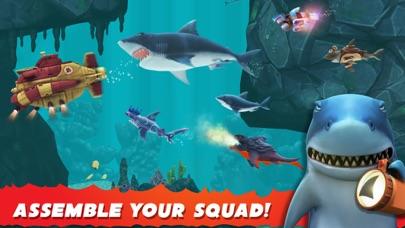 Screenshot for Hungry Shark Evolution in Denmark App Store