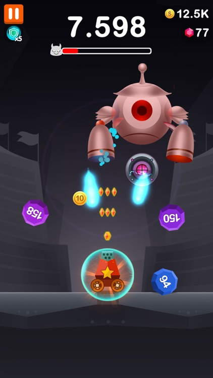 Cannon Ball Blast screenshot-6