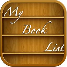 Ícone do app My Book List - Library Manager