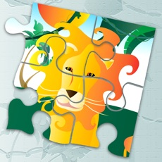 Activities of Animal Jigsaw Puzzle: Jungle
