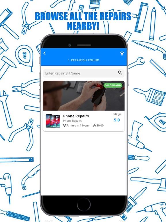 REPAIRish screenshot #2