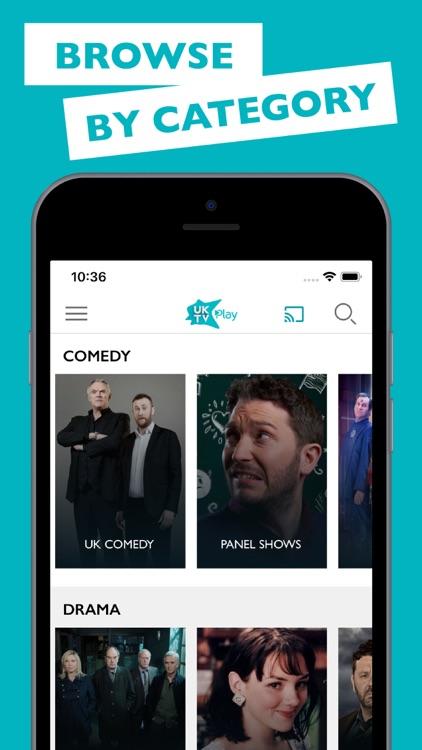 UKTV Play: TV Shows On Demand screenshot-3