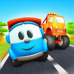 Leo and Cars 2: 3D Constructor
