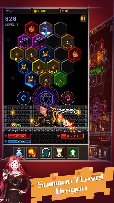 Hexagon Dungeon screenshot 3
