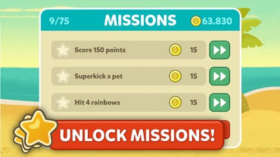 Pet Kick Up - ゲームのおすすめ画像3