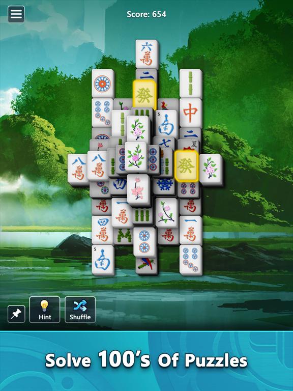 Mahjong by Microsoft screenshot 9