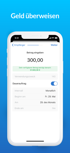‎Outbank – 360° Banking Screenshot