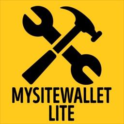MySiteWallet Lite