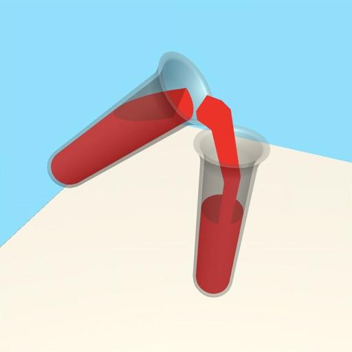 Water Sort 3D
