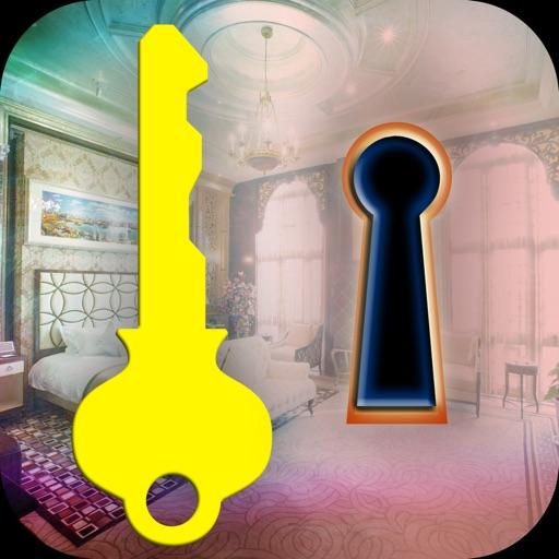 Escape room presidential suite