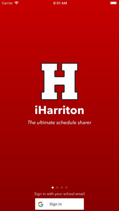iHarriton - Harriton HS screenshot 2