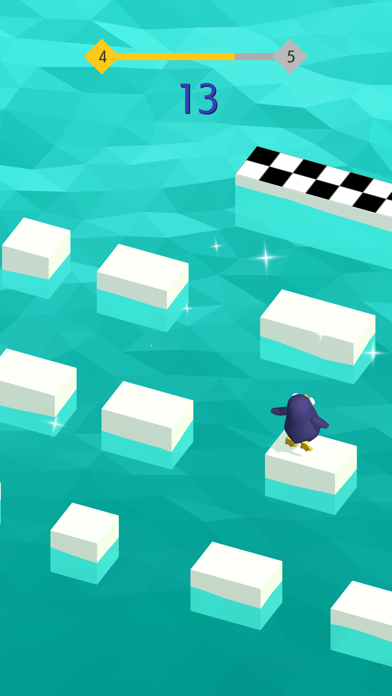 Penguin Jump! Screenshot