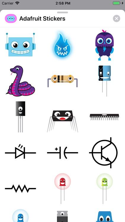 Adafruit Stickers