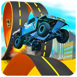 Stunt Race - Hot Wheels Racing