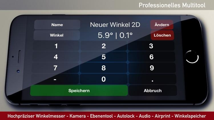 Measure Angles Pro Level Tool screenshot-3