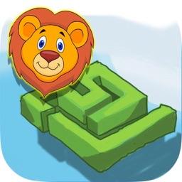 Classic Maze Puzzle Games
