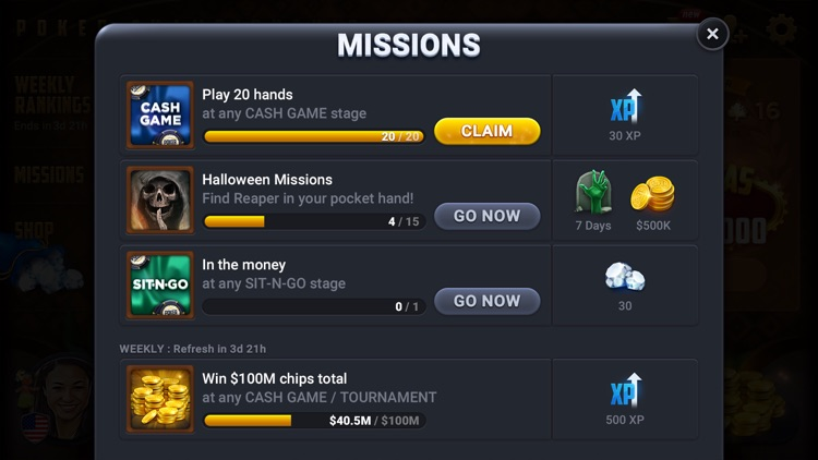 Poker Championship - Holdem screenshot-4