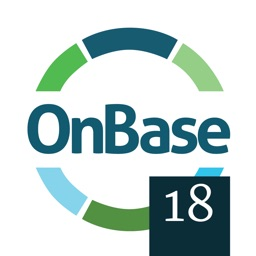 OnBase Mobile 18 for iPhone