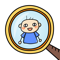 App Icon for Find Out - 尋找隱藏物品 App in Hong Kong IOS App Store