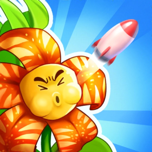 Merge Plants – Monster Defense