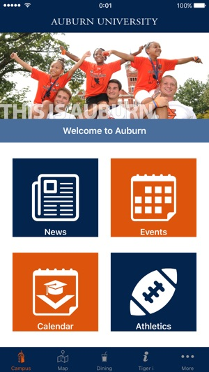 Auburn University on the App Store
