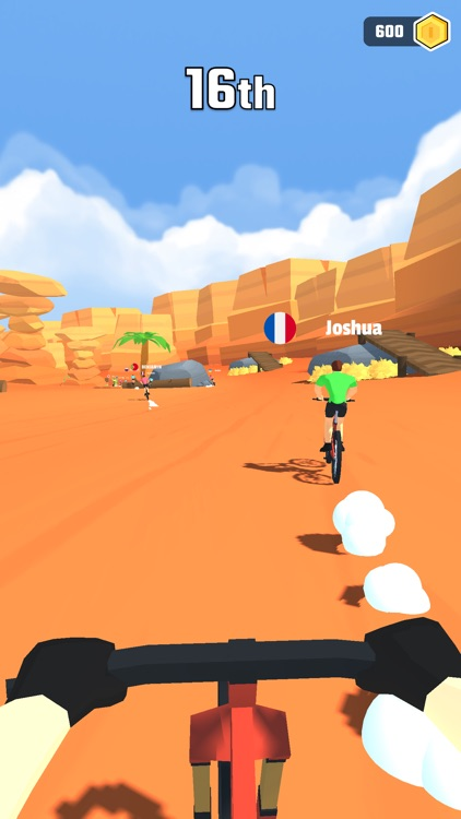 Bike Rush!