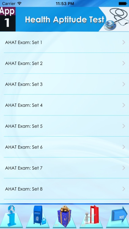 AHAT Test 3000 Notes & Quiz screenshot-3