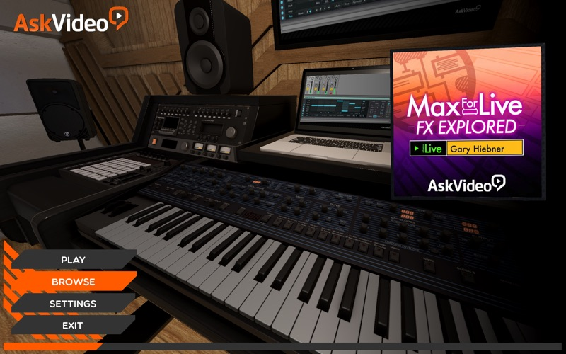 FX Explored For Max For Live 1