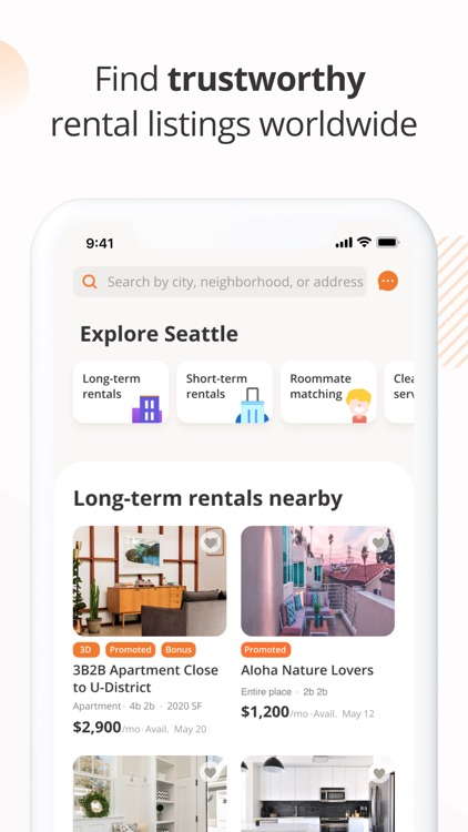 Yirental: Apt & home for rent