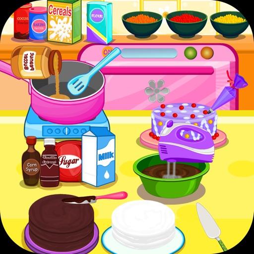 العاب طبخ: صنع الكعك