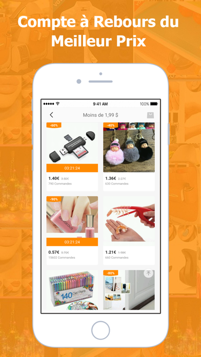 Vova - Recevez des cadeaux pour Android