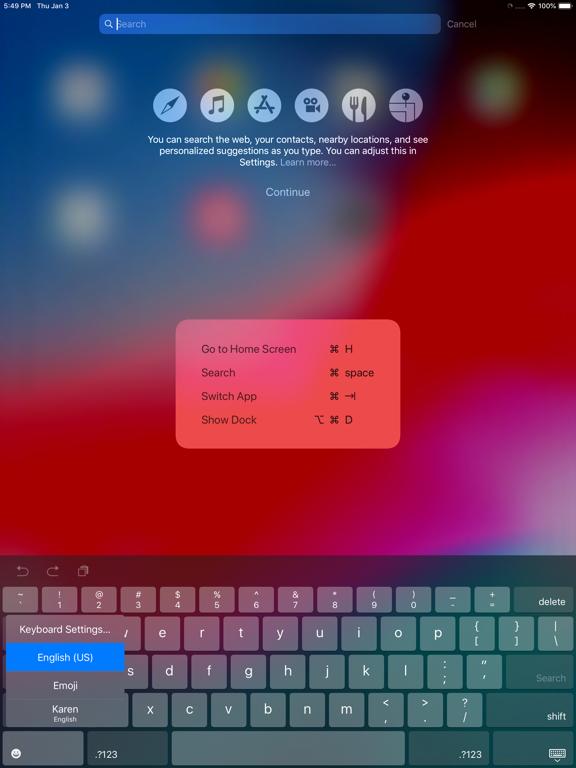 Karen Keyboard. screenshot 7