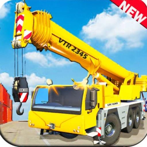 Heavy Crane Real Simulator Fun