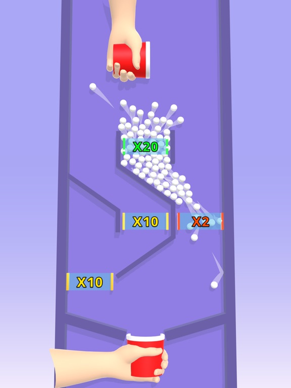 iPad Image of Bounce and collect