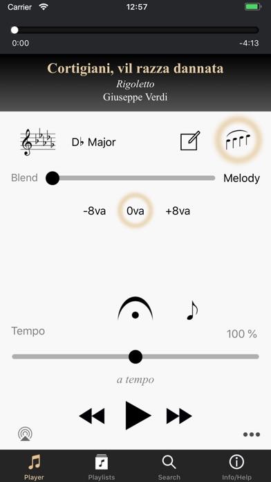 Appcompanist Screenshot